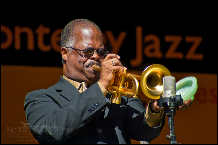 Image: Scotty Barnhart playing at the 52nd Annual Monterey Jazz Festival, Monterey, California