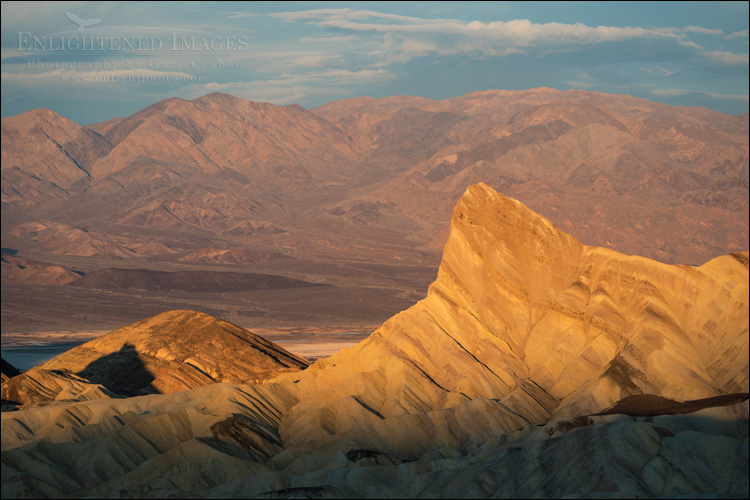 Image: Zabriskie Point, Death Valley National Park, California