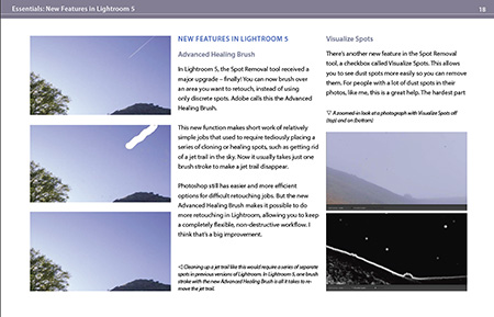 Image: Landscapes in Lightroom 5: The Essential Step-by-Step Guide by Michael Frye