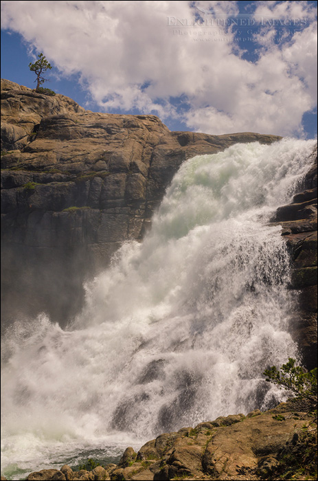 Image: Tuolumne Falls, Yosemite National Park, California