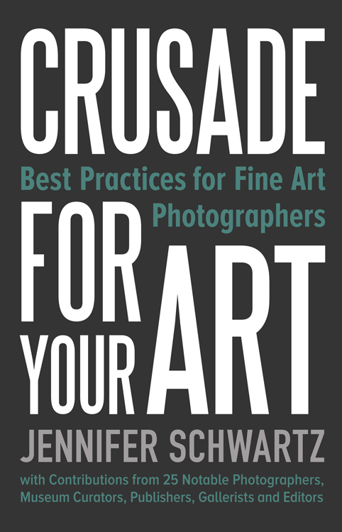 Image: Crusade for Your Art - Best Practices for Fine Art Photographers
