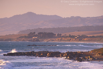 Picture of California Central Coast at San Simeon