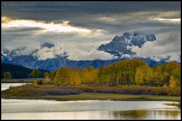 oxbow wyoming galerija scenic - photo #3